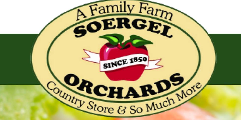 Soergel Orchards - Apple picking fun!