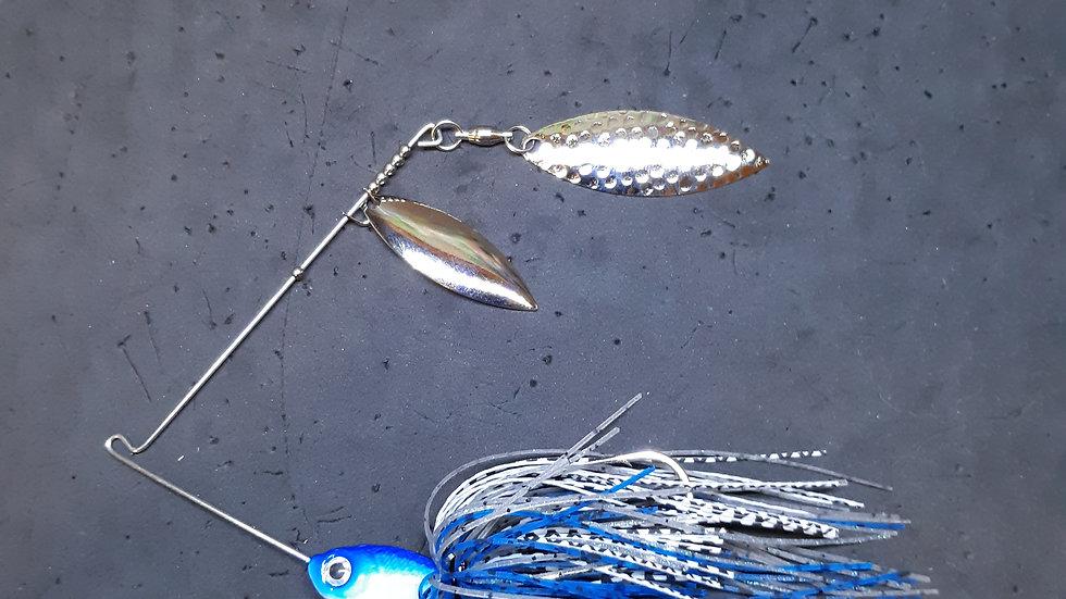 Blue/Smoke fish scale