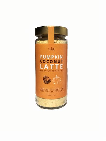 PUMPKIN COCONUT LATTE | raw суміш суперфудів, 200 g