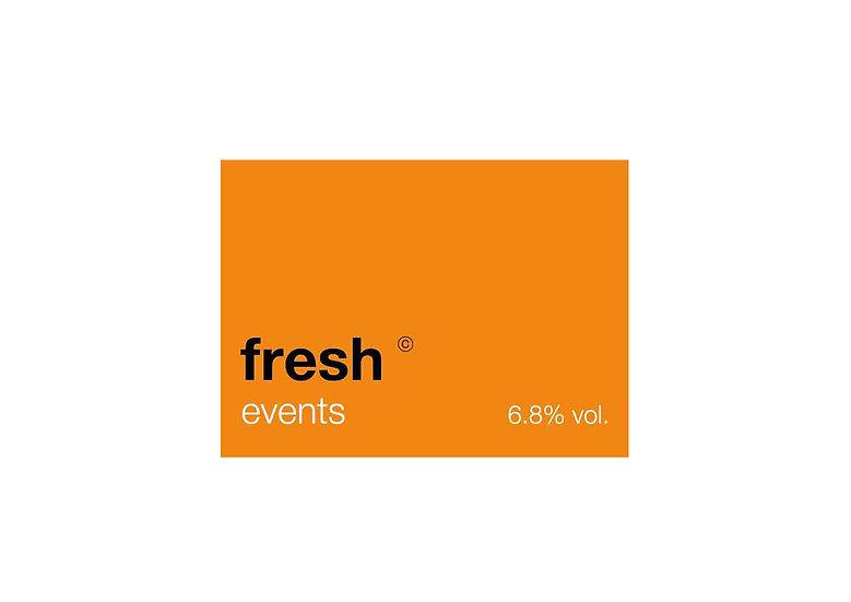 ПРИКЛАД. Fresh events (6 цукерок. Віскі)