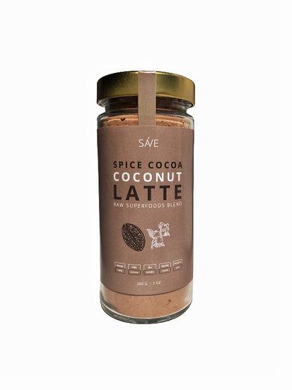 SPICE COCOA COCONUT LATTE | raw суміш суперфудів, 200 g