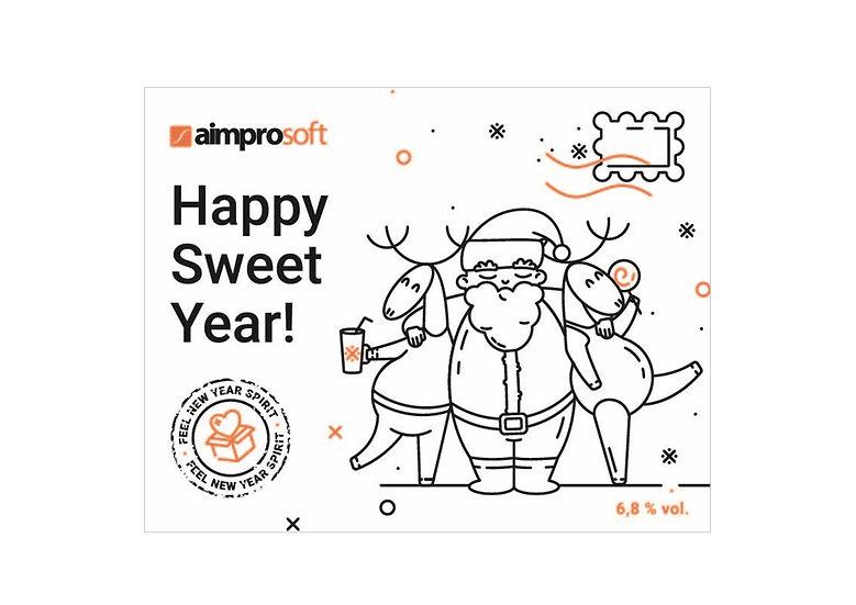 ПРИКЛАД. Aimprosoft (12 цукерок. Асорті)