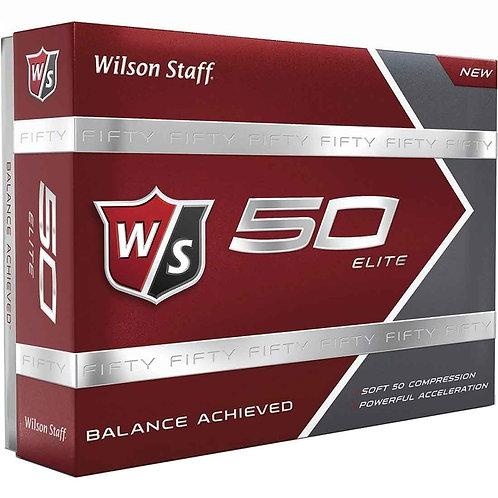 Wilson Staff 50