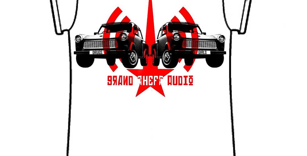 GTA TRABANTS T Shirt Ladies Fit