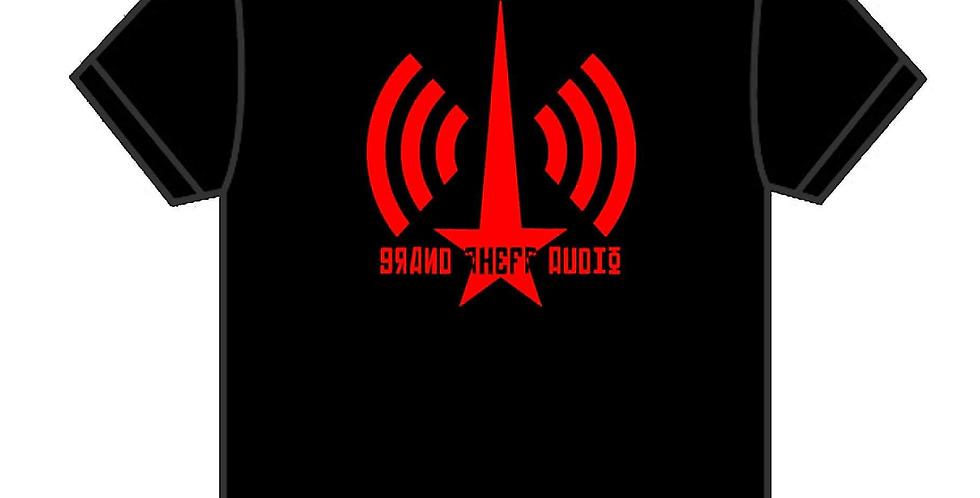 GTA Star Radar T Shirt Regular Fit