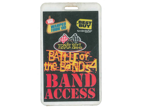 Vans Warped Tour 2000 - A fearful Friday Flashback
