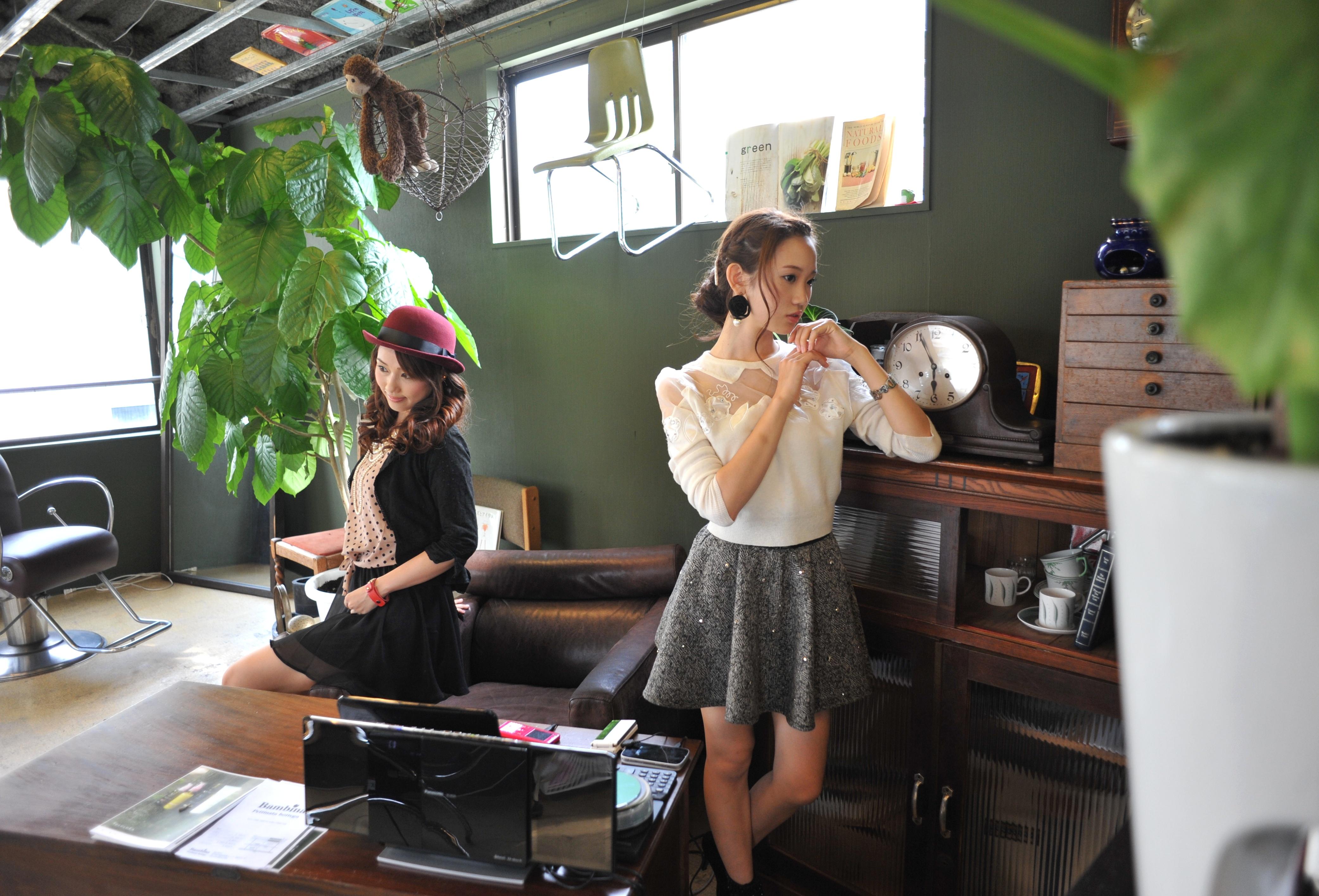 神戸元町|家具・インテリア雑貨・観葉植物・絵本による空間プロデュース、販