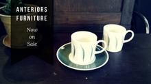 黒岩anteriors furnitureオーナーがセレクトした食器たち、12/4(日)のイベントにて特別価格で販売いたします!