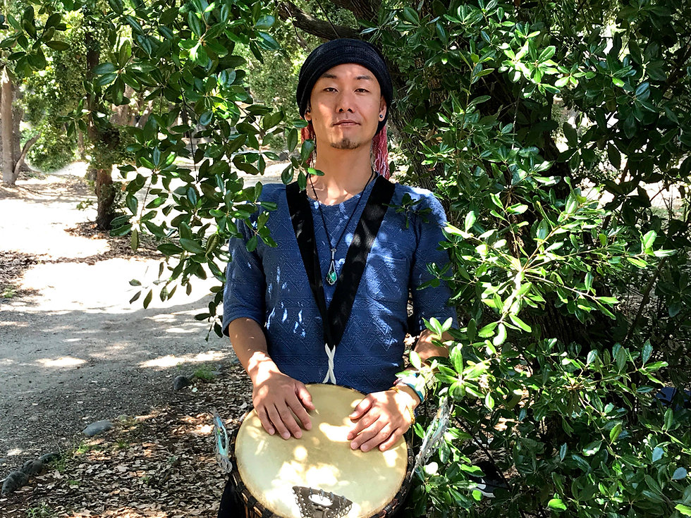 植物音楽ユニット「大地の種」KKackey@dabigtree