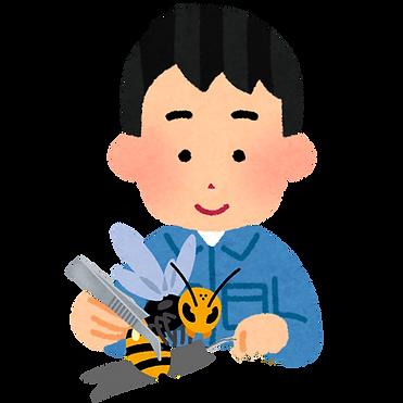 蜂にちらをつける002.png