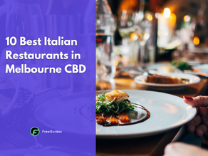 The 10 Best Italian Restaurants in Melbourne CBD