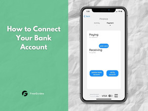 How to Add and Verify Your Bank Account