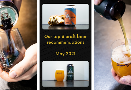 Top 3 craft beer recommendations for May 2021- Sofia Electric - S43 - Fierce