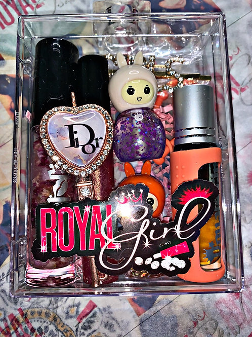 baddie perfume case