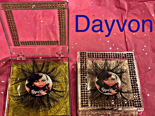 dayvon lashes
