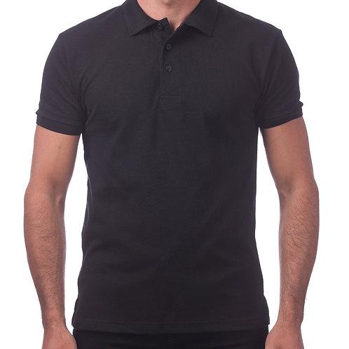 PRO CLUB Pique Polo Cotton Short Sleeve Shirt SKU : 121