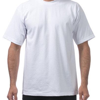 Men's Heavyweight Short Sleeve Tee SKU : 101