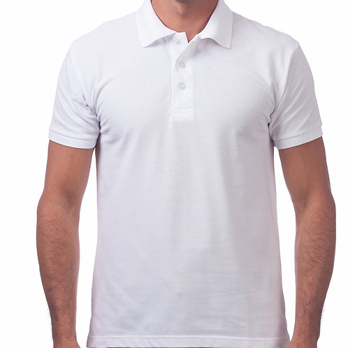 PRO CLUB Pique Polo Cotton Short Sleeve Shirt SKU :