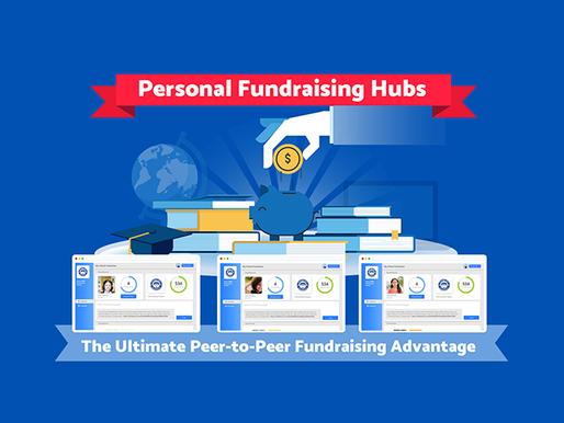 Peer-to-Peer Fundraising Hubs