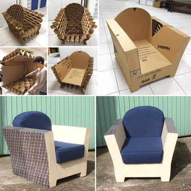 Marie-Laure et son fauteuil