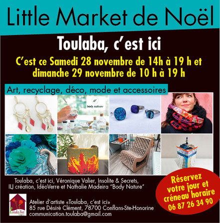 6e Little Market de Noël Toulaba