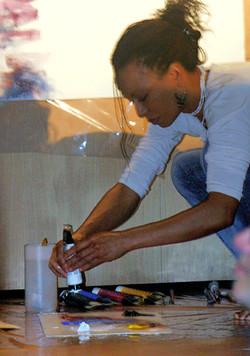 Performance à Rueil Malmaison, 2006