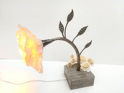 À la cueillette des fleurs (Lampe de chevet)