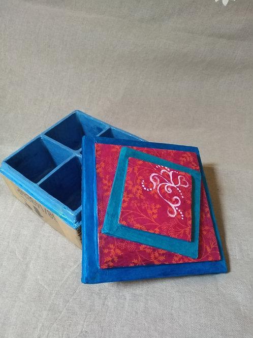 Boîtes à secret pink & blue