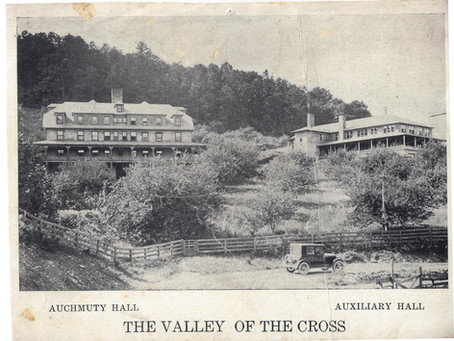 "The Resilience of the Valle Crucis Conference Center; ""Deeply rooted on sacred ground"""