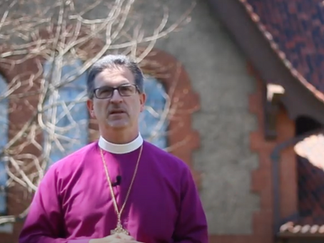 VIDEO: A Holy Week Message from Bishop Josè