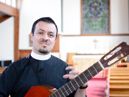Introducing Oscar Rozo: Our Diocesan Missioner for Latino Ministries