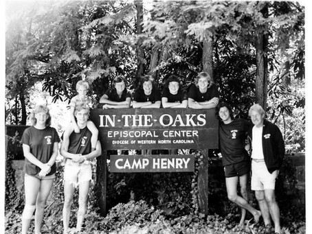Steering for the Deep: The Many Homes of Camp Henry