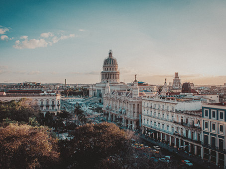 A Message from Bishop José on Cuba