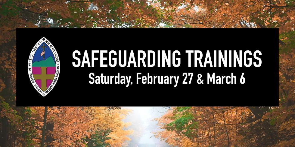 Diocesan Safeguarding Trainings