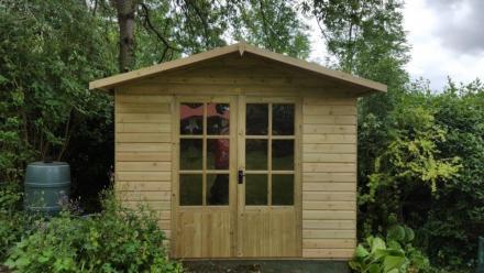 Wooden Summerhouse