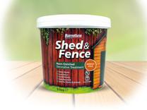Barrettine Shed & Fence Treatment