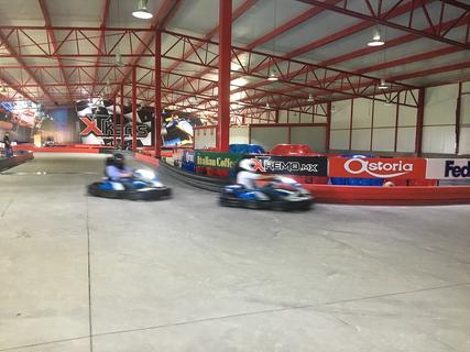 Go Karts en parque Xtremo