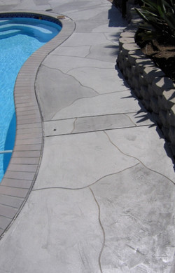 Pool Deck Overlay