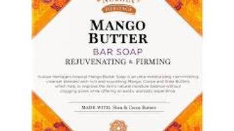 "Nubian Heritage ""Mango Butter"" Bar Soap"