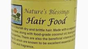 Nature's Blessings Hair Food 4oz.