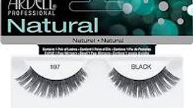 "Ardell Professional ""Natural"" Eyelashes"" (Black) #107"