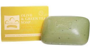 "Nubian Heritage ""Olive & Green Tea"" Soap"