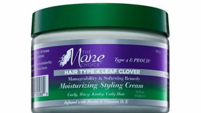 "The Mane Choice ""Hair Type 4 Leaf Clover"" Styling Cream"