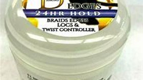 """Black Panther """"Diamond Edges"""" 24 hour hold with Biotin"""