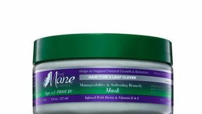 "The Mane Choice ""Hair Type 4 Leaf Clover"" Mask"