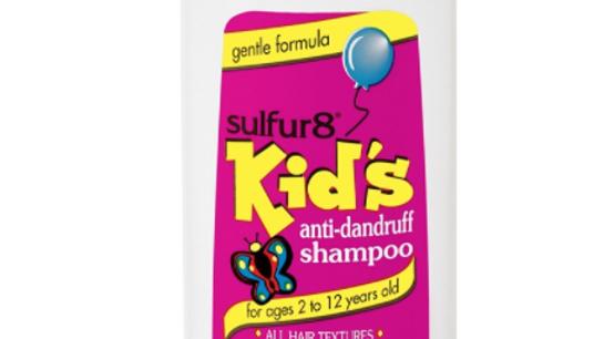 Sulfur8 Kid's Medicated Shampoo