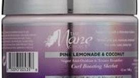 "The Mane Choice ""Pink Lemonade & Coconut"" Curl Boosting Sherbet"