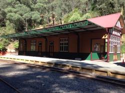 Walhalla Train Station