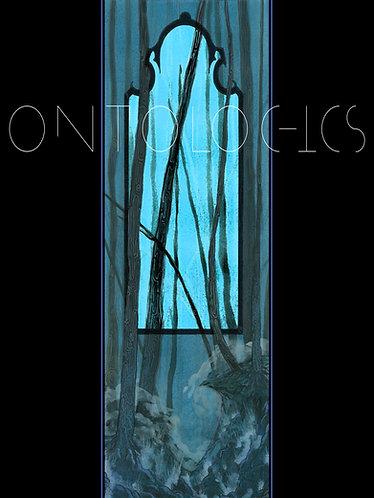 "Ontologics ""The Gate"" Poster"