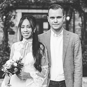 Mariage civil Beatriz & Julien